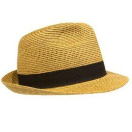 szalma kalap unisex