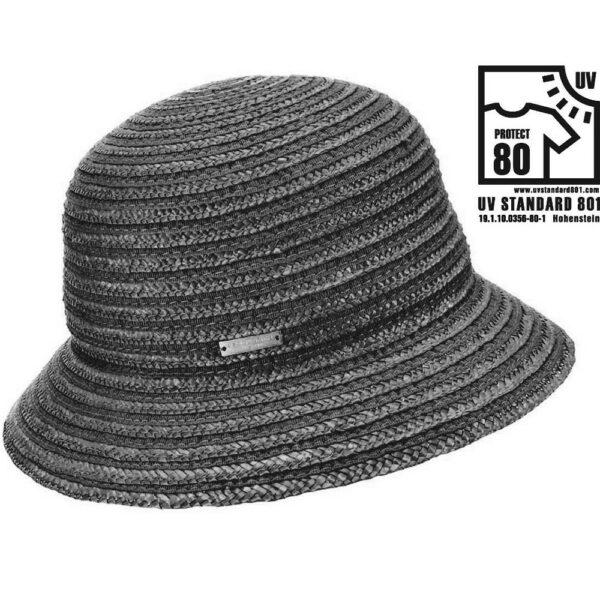 seeberger kalap fekete
