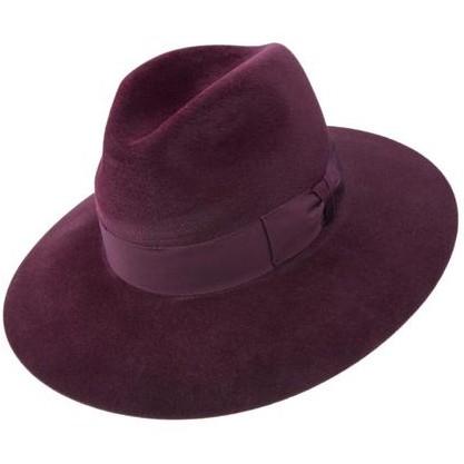 tonak bordó női kalap