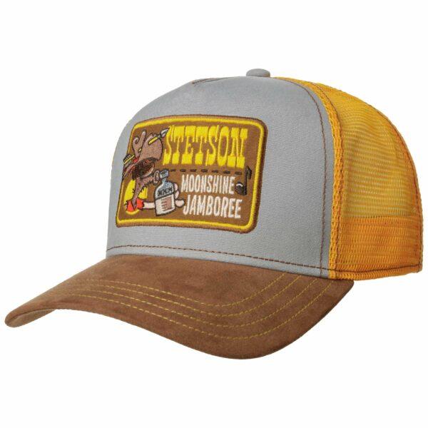 stetson Trucker Cap Moonshine Jamboree baseball sapka