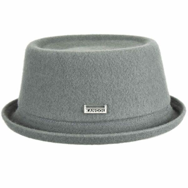 kangol wool mowbray szürke kalap