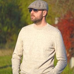 newsboy cap sapka
