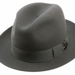 tonak szürke nyúlszőr kalap