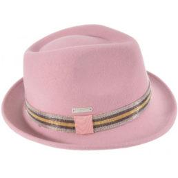 seeberger női gyapjú kalap mályva
