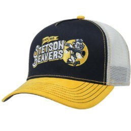 stetson hot shots trucker cap