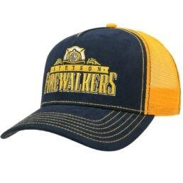stetson firewalkers trucker