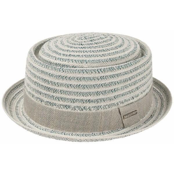 stetson pork pie szalma kalap