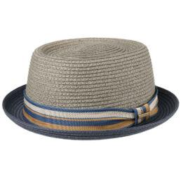 stetson pork pie kalap kék-szürke