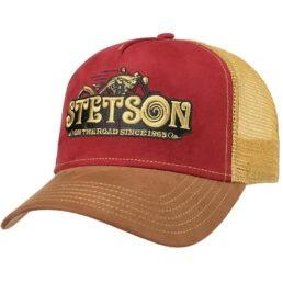 Stetson Trucker Cap On the Road