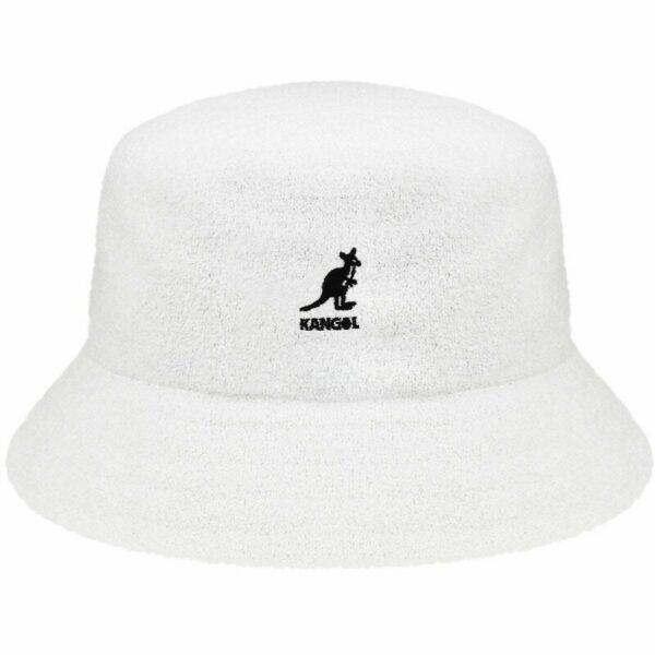 kangol bucket hat kalap fehér
