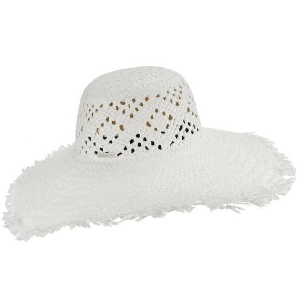 seeberger szalma kalap fehér