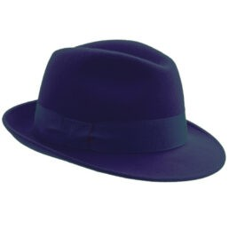 Faustmann női gyapjú kalap sötétkék