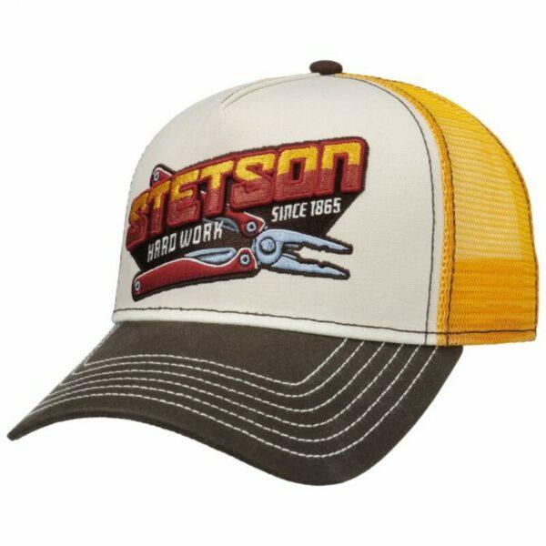 Stetson Trucker Cap Hard Work